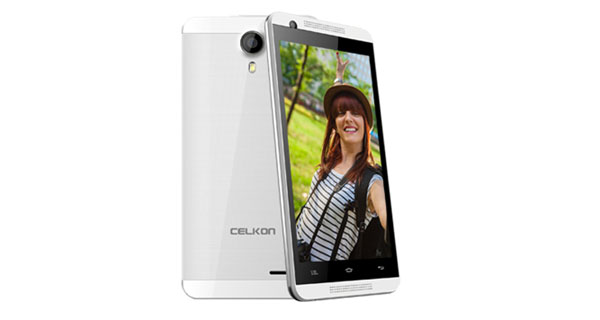 Celkon Millennia ME Q54 Overall View