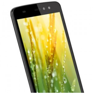 Gionee Pioneer P6 Front View