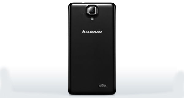 Lenovo A536 Back View
