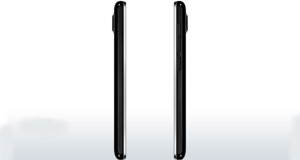 Lenovo A536 Side View
