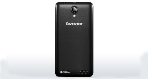 Lenovo RocStar A319 Back View