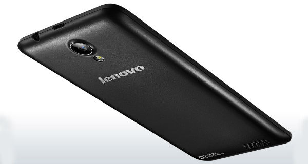 Lenovo RocStar A319 Front and Side View