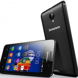 Lenovo RocStar A319 Overall View