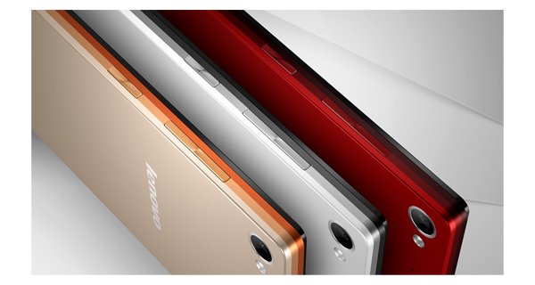 Lenovo VIBE X2 Colors