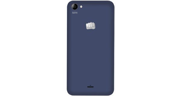 Micromax Canvas Pep Q371 Back View