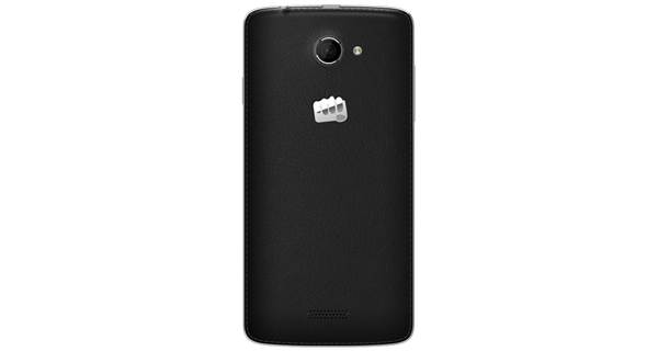 Micromax Canvas Win121 Back View