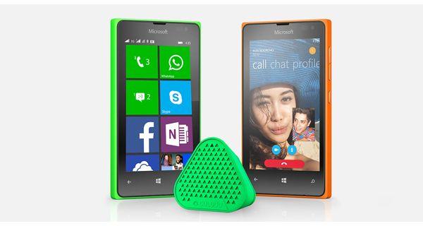 Microsoft Lumia 435 Front