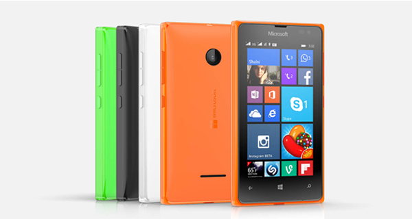 Microsoft Lumia 532 Dual Colors