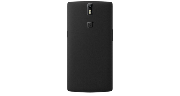OnePlus One Back View