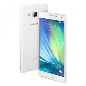 Samsung Galaxy A7 Front & Back View