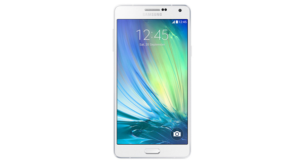 Samsung Galaxy A7 Front View