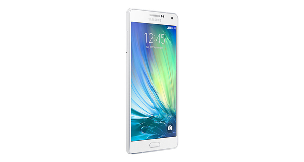 Samsung Galaxy A7 Left Side View