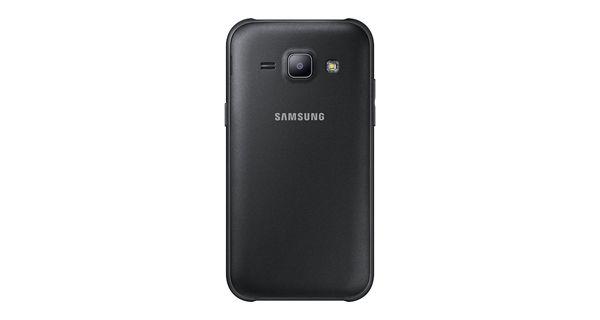 Samsung Galaxy J1 Back View