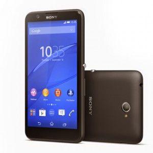 Sony Xperia E4 Overall View