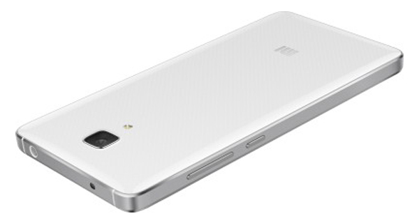 Xiaomi Mi4 Back-Side View