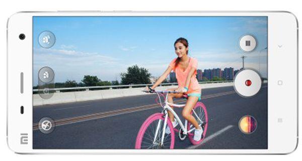 Xiaomi Mi4 Front