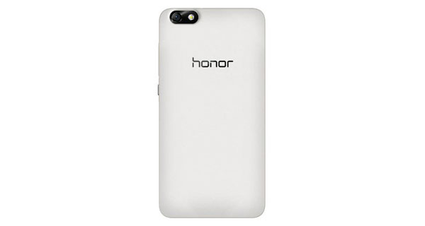 Huawei Honor 4X Back View