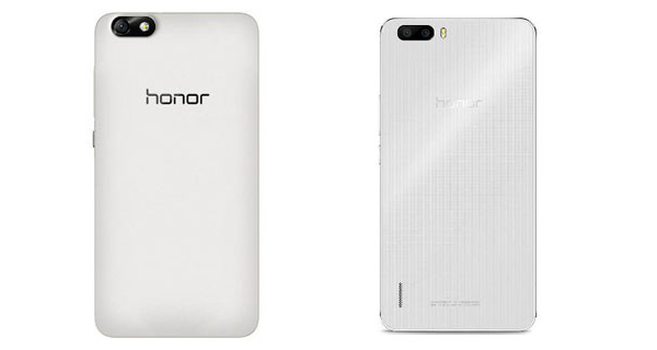 Huawei Honor 4X & Honor 6 Plus View