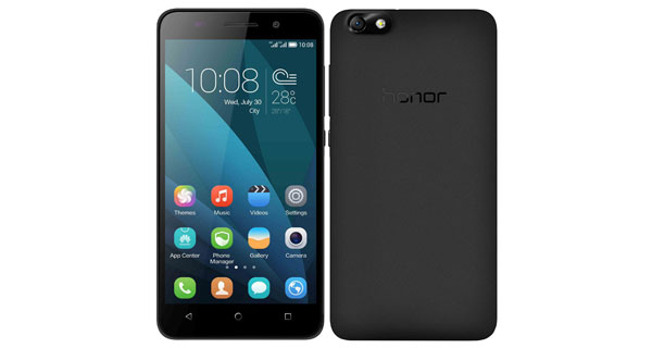 Huawei Honor 4X Overall Black
