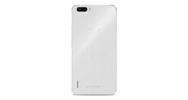 Huawei Honor 6 Plus Back View