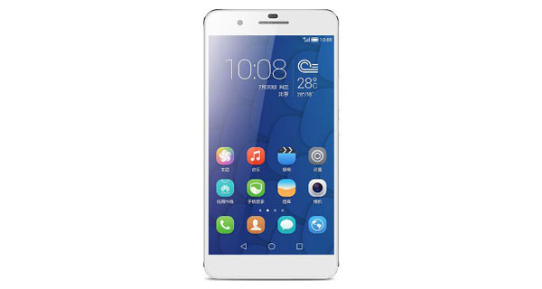Huawei Honor 6 Plus Front View