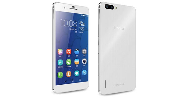 Huawei Honor 6 Plus Overall View