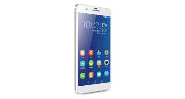 Huawei Honor 6 Plus Side View