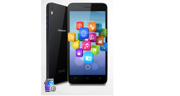 Karbonn Titanium Mach Two S360 With 5 inch HD Display Now Available At e-bay for Rs. 9715