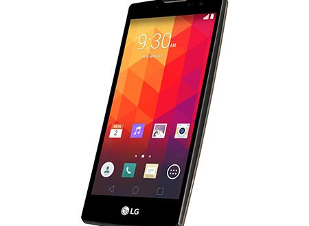 LG Spirit Right Side View