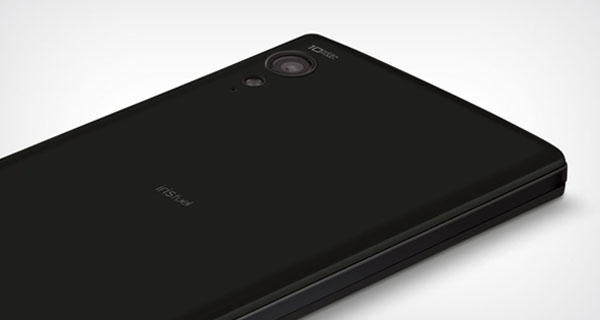 Lava Iris Fuel60 Rear Camera