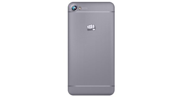 Micromax Canvas Fire 4 Back View