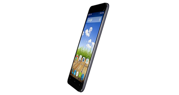 Micromax Canvas Fire 4 Right Side View