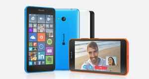 Microsoft Lumia 640 Dual Overall View