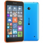 Microsoft Lumia 640 XL Dual Front & Back View