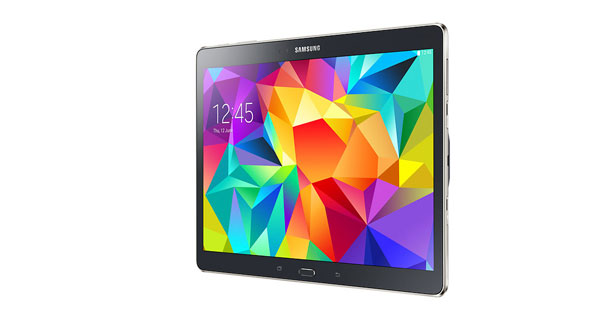 Samsung Galaxy Tab S 10.5 Right View
