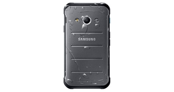 Samsung Galaxy Xcover 3 Back View