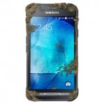 Samsung Galaxy Xcover 3 Front View
