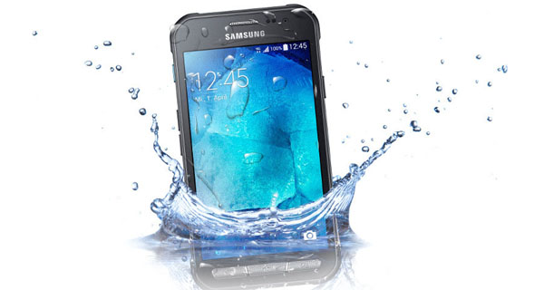 Samsung Galaxy Xcover 3 Front