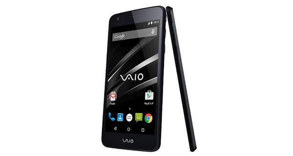 Sony Vaio Front 7 SIde View