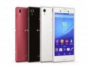 Sony Xperia M4 Aqua Colors