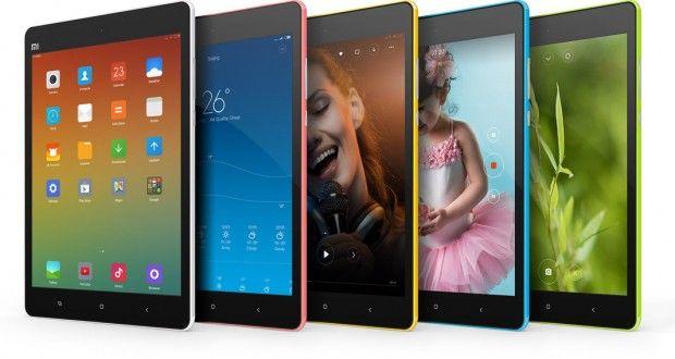 Xiaomi MiPad Sides