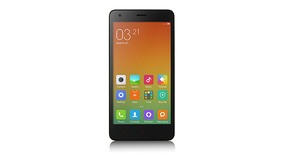 Xiaomi Redmi 2 Front View