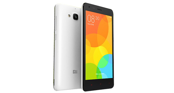 Xiaomi Redmi 2 Left Side View