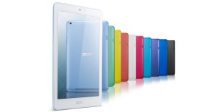 Acer Iconia One 8 B1-820 Back View