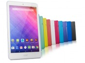Acer Iconia One 8 B1-820 Front and Back