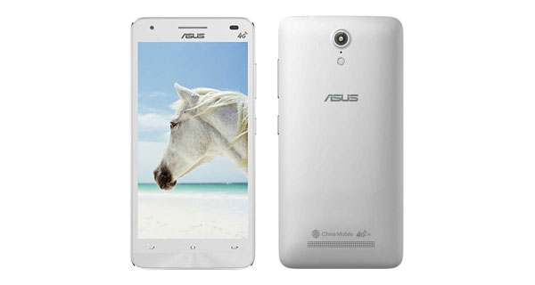Asus Pegasus X002 Front and Back View