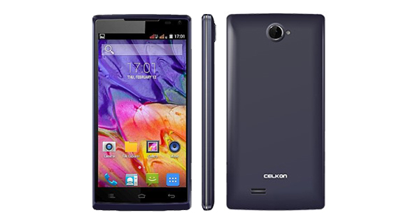 Celkon Campus A518 Overall