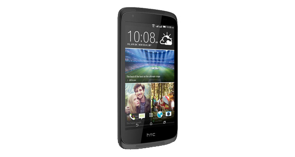 HTC Desire 326G dual sim Front View