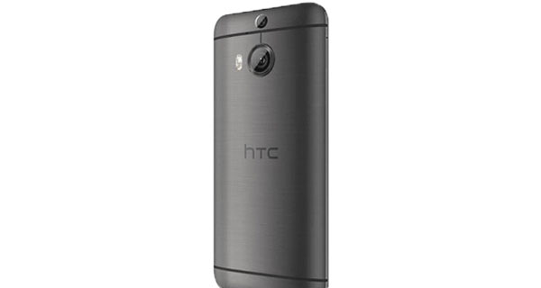 HTC One M9 Plus Back View