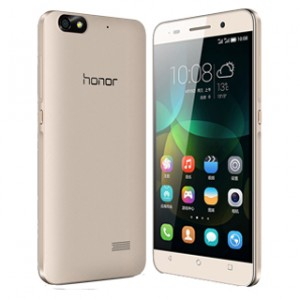Huawei Honor 4C Front and Back View